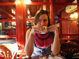 cafe Budapest Hungary