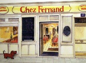 Chez Fernand Saint-Germain Paris