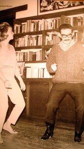 Gabriel Garcia Marquez dancing