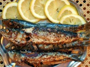 summery grilled sardine recipe