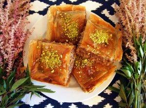 easy recipe greek baklava